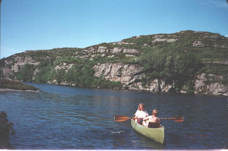 kanotur-i-lauvvann